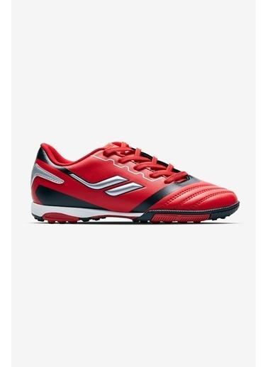 Lescon Victory Kırmızı Çocuk Halı Saha Ayakkabı Kırmızı
